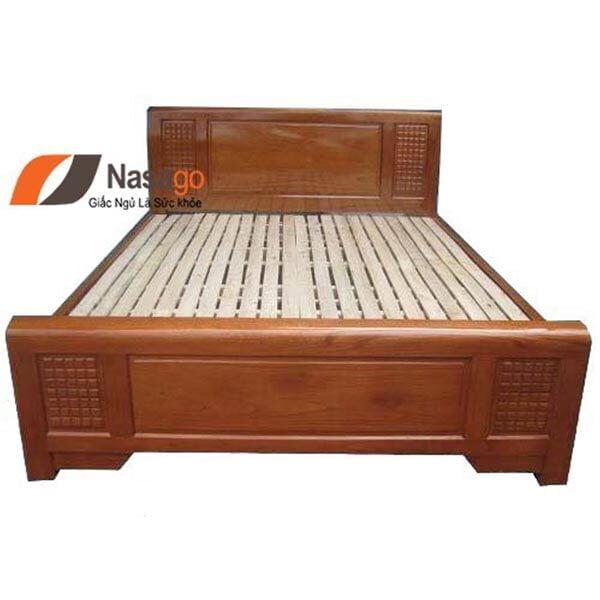 giường ngủ gỗ xoan đào